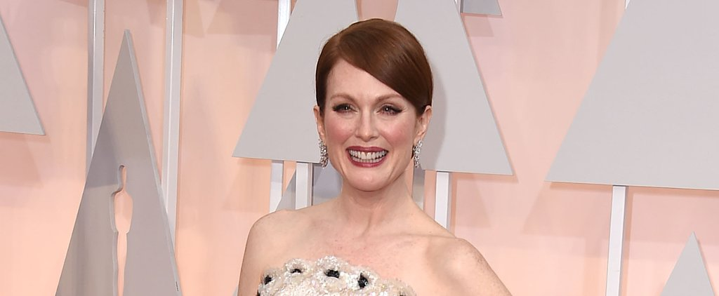 The One Oscars Lesson We Learned From Julianne Moore