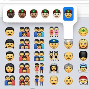 New Racially Diverse Emoji Coming