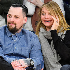 Photo: Benji Madden Tattoos Cameron Diaz's Name Across Chest