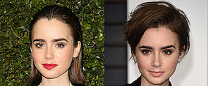 Lily Collins Debuts a New Super-Short, Sexy Haircut
