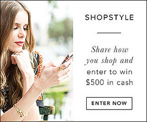 Show Brands Your Influence in ShopStyle's New Survey