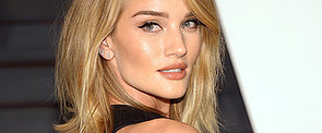 Exclusive: The Secret Behind Rosie Huntington Whiteley's Oscars Glow