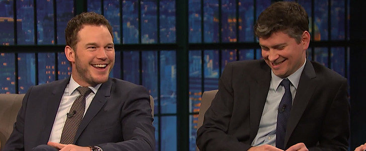Chris Pratt's Pitch For How to End Parks and Recreation Is Hilarious
