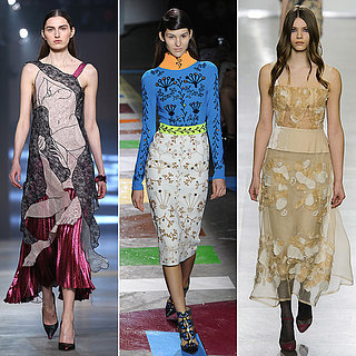 London Fashion Week Daily Catwalk Roundup