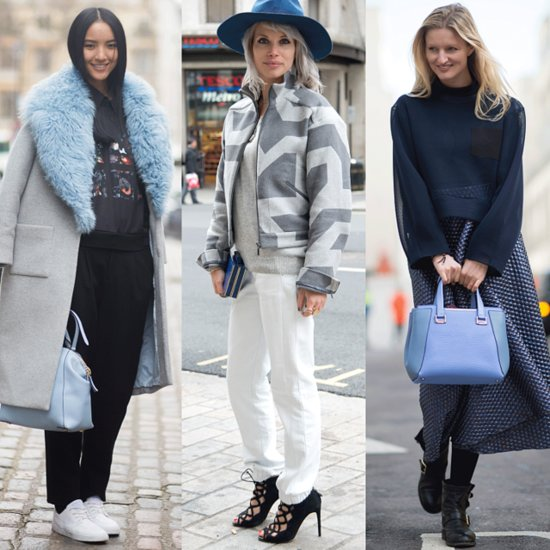Best Street Style Pictures London Fashion Week Autumn 2015
