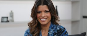 "Jane the Virgin's Andrea Navedo on Her ""Heart-to-Hearts"" With TV Daughter Gina Rodriguez"