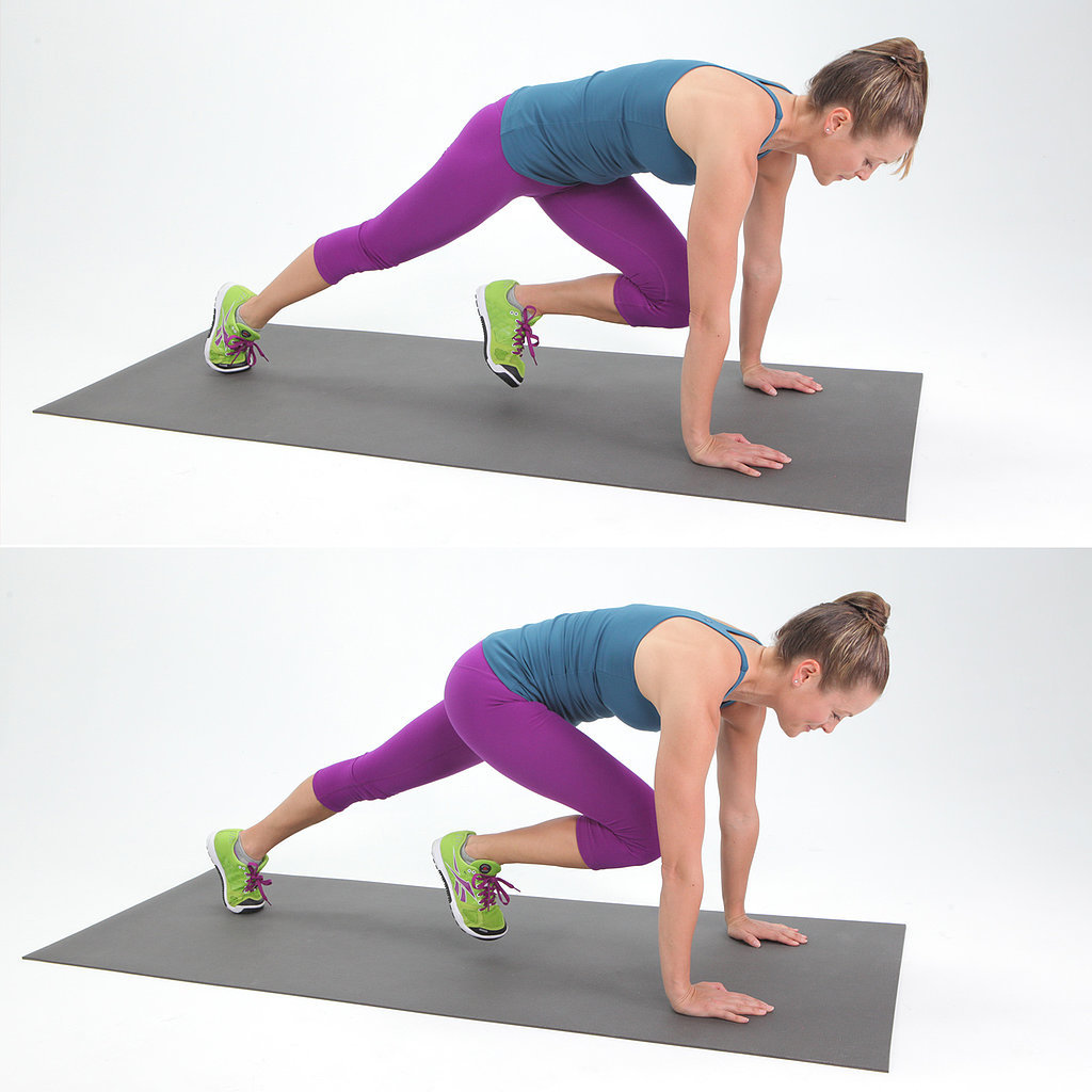 Pilates Chair Mountain Climber: A 25-Minute Cardio And Strength