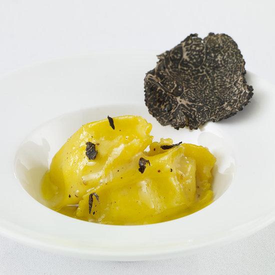 Celery Root Agnolotti