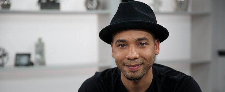 "Empire's Jussie Smollett on Confronting Homophobia: ""That's What the Block Button Is For"""