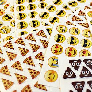 Weird Emoji Details