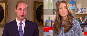 Royal Report: Kate and William Talk Directly to Their Public
