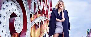 Victoria Secret Model Lily Donaldson Fronts the New Kookai Autumn Winter Campaign