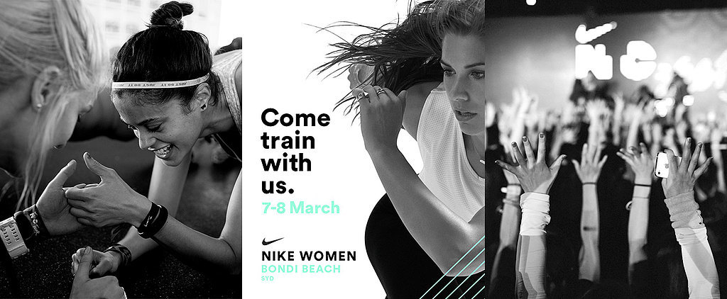 Come Train With NIKE Women at Bondi Beach