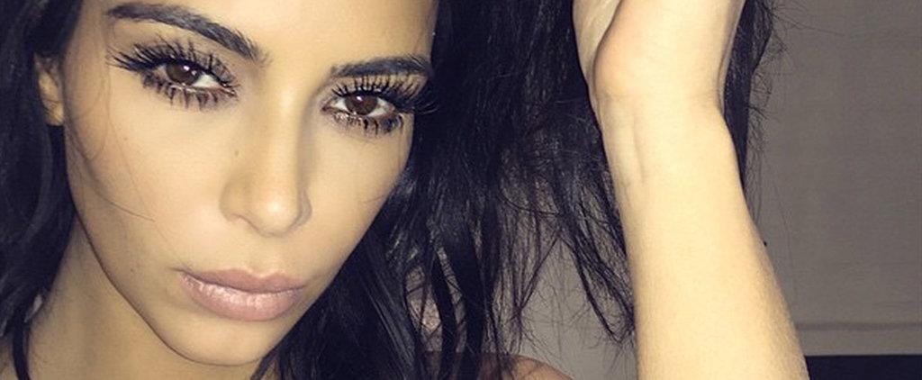 Kim Kardashian's Beauty Secrets Are Very Surprising
