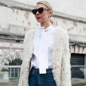 Street Style at London Fashion Week Winter 2015