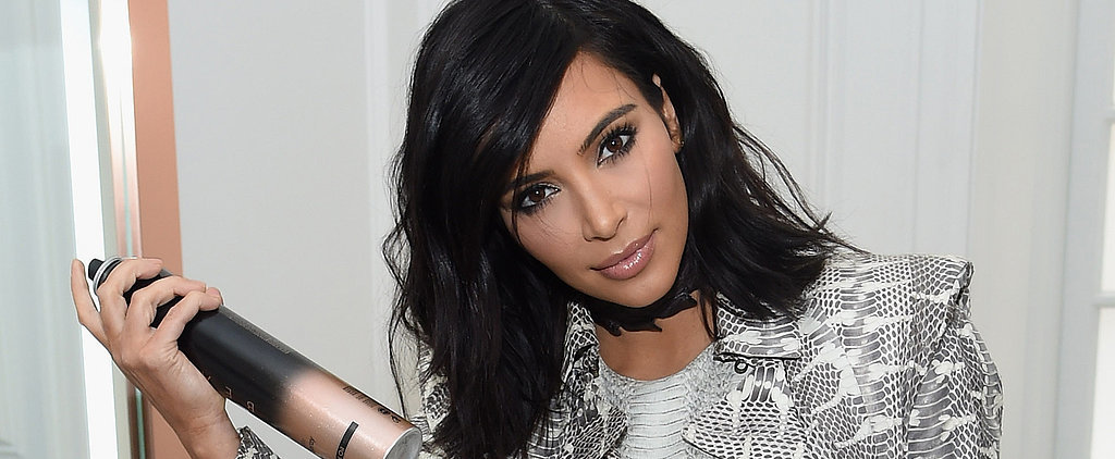 All the Beauty Products Kim Kardashian Couldn't Possibly Live Without