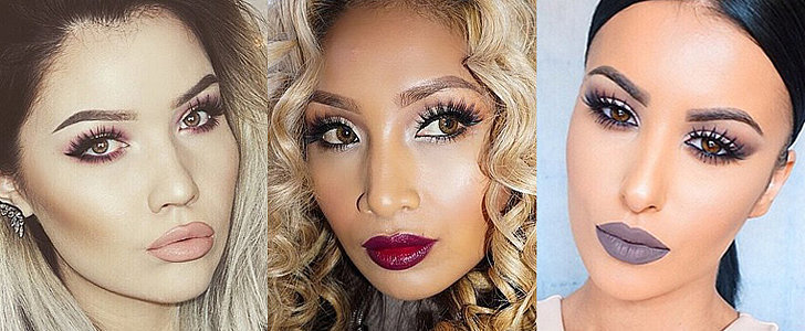 15 Incredible Eyelash Looks That'll Make You Do a Double Take