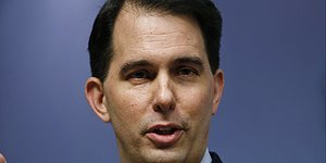 Scott Walker Says He Can Take On ISIS Because He Took On Labor Unions