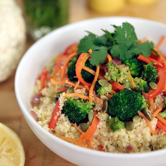 Cauliflower Rice Stir-Fry Recipe