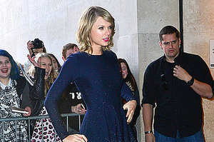 Taylor Swift Has Spoken And Says The Dress Is Black And Blue