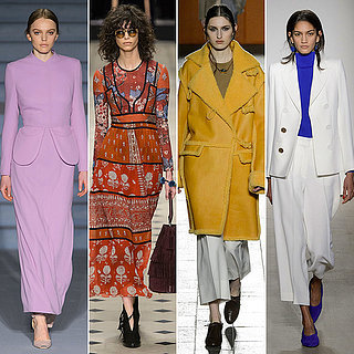 Top Fashion Trends at London Fashion Week Autumn/Winter 2014