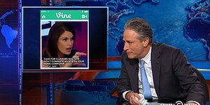 Jon Stewart Pulls Out The Big Guns, Unveils '50 Fox News Lies In 6 Seconds'