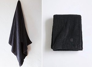Stealth Luxury: Organic Plant-Dyed Towels from Japan