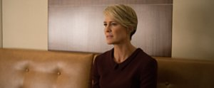 Robin Wright Makes a Very Stylish First Lady