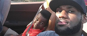 LeBron James Is None Too Happy That His 10-Year-Old Son Is Receiving College Scholarship Offers