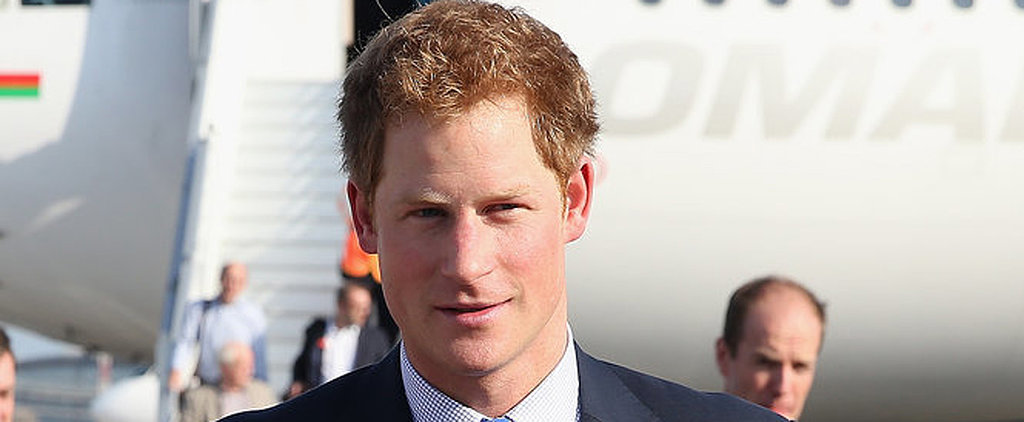 Prince Harry Steps Out After Emma Watson Dating Rumors