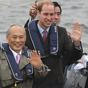 Prince William in Japan February 2015 | Pictures