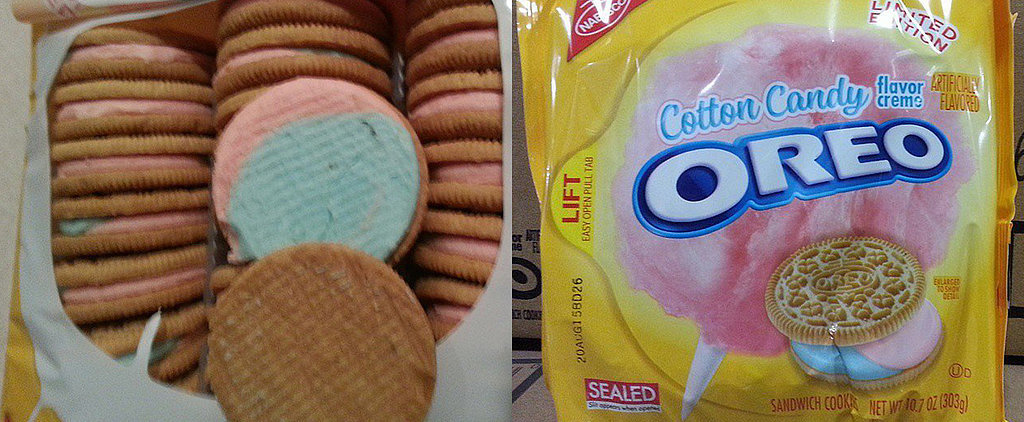 Cotton Candy Oreos Are on Their Way to Your Mouth