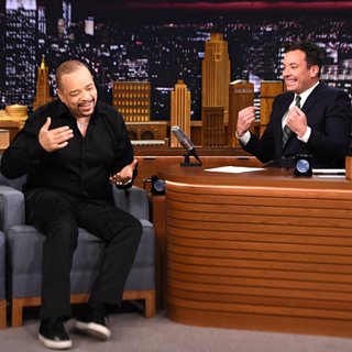 Ice-T Does Voiceovers For
