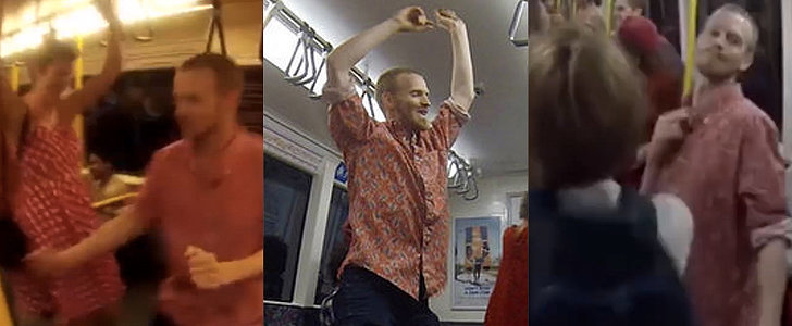 "This ""Funky"" Train Party Will Make You Want to Get Up and Dance"