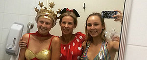 Tessa James Celebrates Her Last Chemo Treatment With Loved Ones