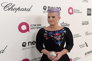 "Kelly Osbourne Keeps Her Word, Quits ""Fashion Police"""