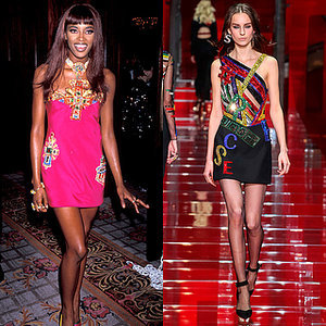 Still Chic After All These Years: Versace Then And Now