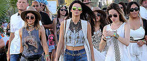 Get Inspired by These Celebrity Looks For Future Music Festival