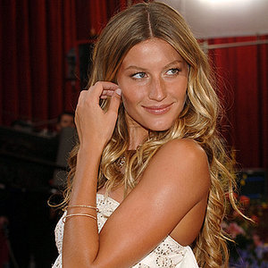 Gisele Bundchen Wedding Dress Photos