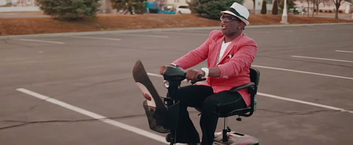 """This Senior-Citizen Cover of """"Uptown Funk"""" Is So Great, Even Bruno Mars Would Love It"""