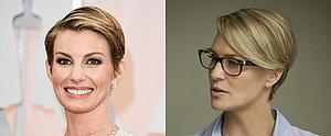 Faith Hill's Haircut Was Definitely Inspired by House of Cards