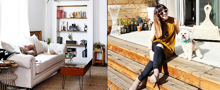 This Young Entrepreneur's LA Home Is Filled With Affordable Finds