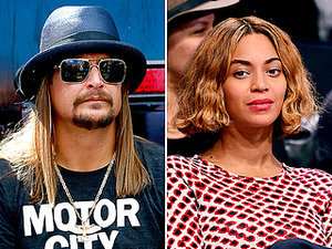 "Beyonce's Beyhive Swarms, Attacks Kid Rock After He Says He's ""Flabbergasted"" by Her Success"