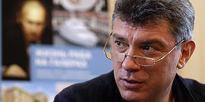 Russian Opposition Leader Boris Nemtsov Shot Dead In Moscow