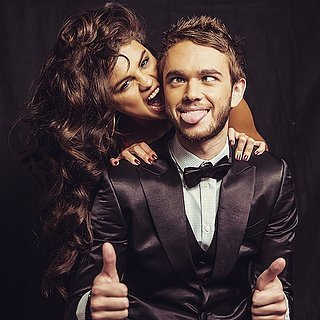 Cute Selena Gomez and Zedd P