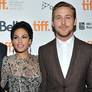 Ryan Gosling With Daughter&