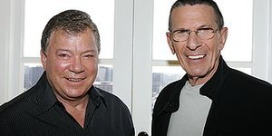 William Shatner Tweets His Regrets That He Can't Attend Leonard Nimoy's Funeral