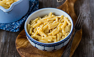 Homemade Mac and Cheese for the Whole Family