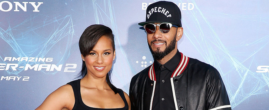 Alicia Keys and Swizz Beatz Share Adorable Pictures of Their Baby Boy!