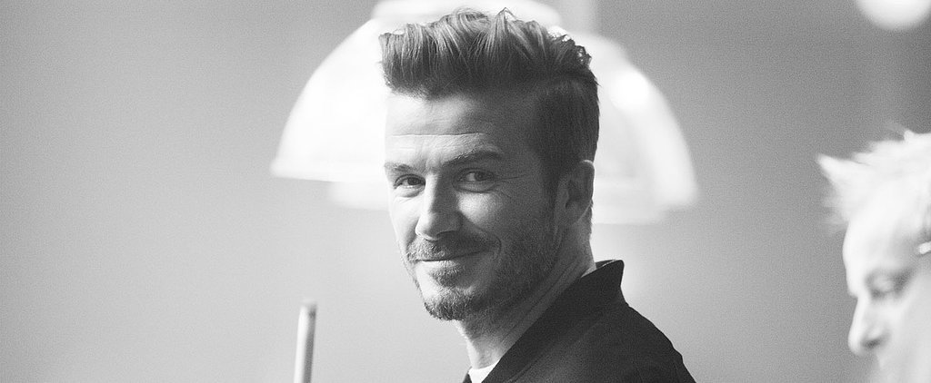 Go Behind the Scenes With David Beckham For H&M